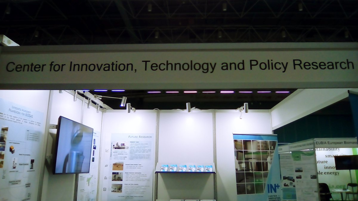 EUBCE Stand